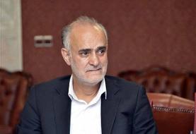 واکنش نبی به خبر تعلیق فدراسیون فوتبال