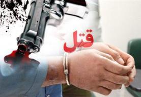 جدال خونین ۴ بچه محل /قاتل متواری دستگیر شد