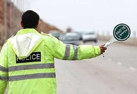 ورودیهای استان کرمان بسته شد