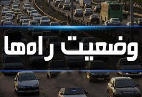 اعمال محدودیتهای ترافیکی ۵ روزه در جادههای مازندران | هراز یکطرفه میشود