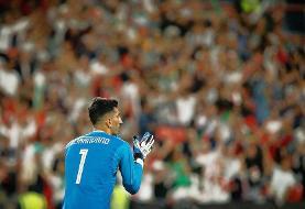 بیرانوند هفته آینده به بلژیک میرود   ۹ بازی بدون دروازه بان اصلی چالش بزرگ یحیی