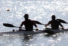 لغو مسابقات قایقرانی برای سه ماه آینده