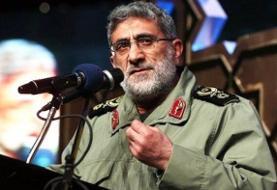 تکذیب خبر شهادت سردار قاآنی در بمباران عراق توسط آمریکا | سردار قاآنی به بغداد سفر کرده است؟