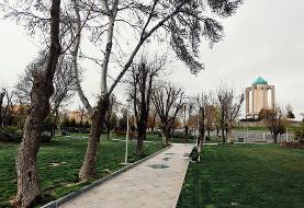 تصاویر سیزده بدر متفاوت مردم تهران: سکوت کرونایی در پایتخت