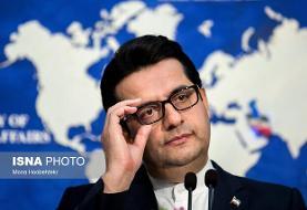 موسوی: آمریکاییها از تشنجآفرینی در منطقه پرهیز کنند