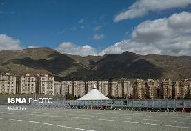 تصاویر | متفاوتترین سیزده بدری که تهران تاکنون به خودش دیده