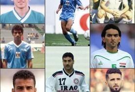 بشار رسن در نظرسنجی بهترین هافبک بازیساز تاریخ عراق