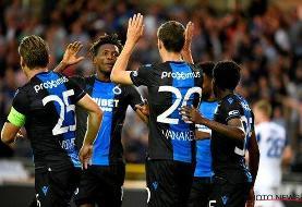 جام قهرمانی از تیم بلژیکی پس گرفته شد