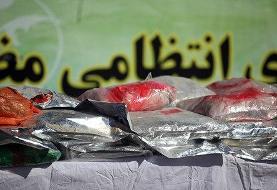 ۲۵۳ کیلوگرم تریاک با مقصد تهران در کرمان کشف شد