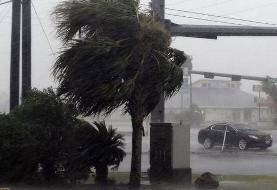 هشدار به مردم مکزیک و آمریکا با نزدیک شدن طوفان