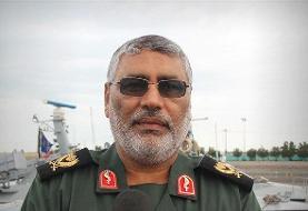 توضیحات یک فرمانده سپاه درباره پاسخ ایران به نگاه چپ آمریکا | توقیف نفتکش انگلیسی هم در همین ...