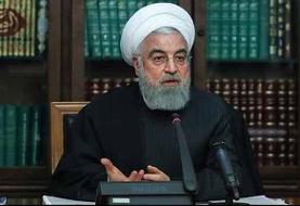روحانی: کرونا شاید تا پایان سال بماند | ۴ میلیون تن کالای اساسی وارد ...