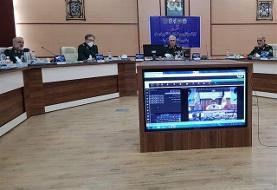 جلسه قرارگاه بهداشتی درمانی امام رضا (ع) برگزار شد