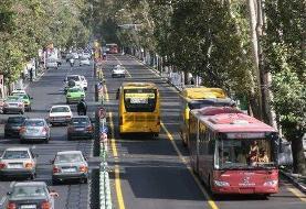 علت توقف سرویس دهی بیآرتی در خیابان ولیعصر چه بود؟
