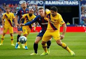واکنش ستاره بارسلونا به شایعاتی در مورد بازیکنان آبی و اناری