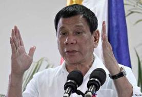رئیس جمهور فیلیپین دستور شلیک به ناقضان قرنطیه را صادر کرد
