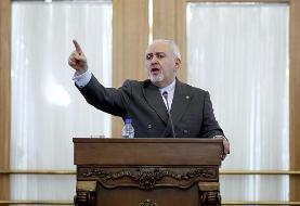 واکنش ظریف به هشدار ترامپ: ایران به آغازگران جنگ درسهایی میدهد