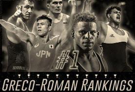 اعلام رنکینگ برترین فرنگی کاران جهان در اوزان المپیکی