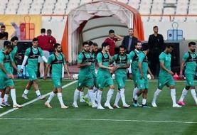 تکلیف بازی تیم ملی با هنگکنگ و کامبوج مشخص شد