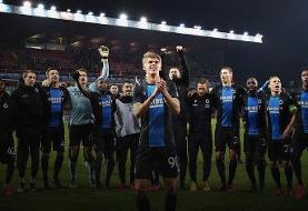 قهرمان لیگ بلژیک رسماً معرفی شد