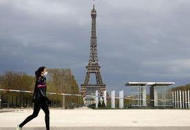 افزایش آمار مبتلایان و جانباختگان کرونا در فرانسه