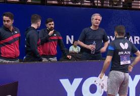 کادر فنی تیمهای ملی تنیس روی میز معرفی شدند