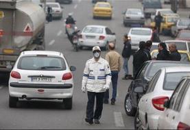 هوای تهران ناسالم است/ شاخص روی ۱۵۲