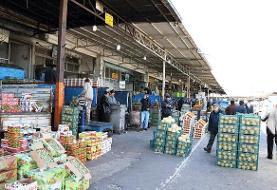 ۱۱۴ میادین میوه و ترهبار در استان تهران استانداردسازی شد