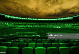 عکس روز/ به رنگ سبز، به رنگ امید