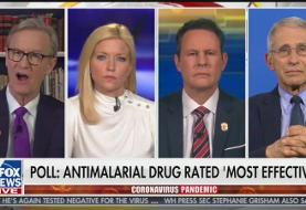 Dr. Fauci Shuts Down 'Fox & Friends' on Coronavirus Cure: 'We Don't Operate on How You Feel'