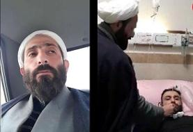 ویدئوی جدید حضور شاگرد جنجالی تبریزیان بر بالین کروناییها   مرتضی کهنسال بازداشت شد؟