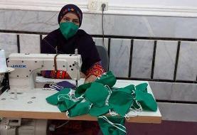 تولید روزانه بیش از ۱۵۰۰ ماسک توسط ستاد بسیج دانشجویی مبارزه با کرونا