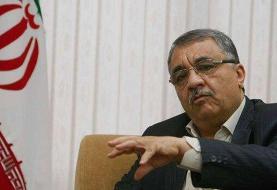 وزارت خارجه برای افزایش تولید باید منابع مالی وارد کشور کند