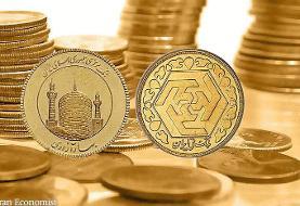 قیمت طلا و سکه در بازار آزاد ۱۶ فروردین