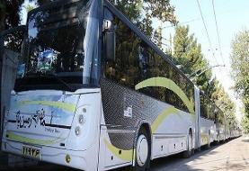 ورود اتوبوسهای برقی و گازسوز به ناوگان حملونقل پایتخت در سال ۹۹