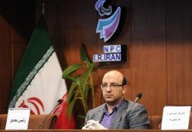 علینژاد: فدراسیون ووشوی ایران الگوی جهانی است