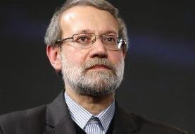 واکنش عضو هیأت رئیسه مجلس درباره شایعه به کما رفتن لاریجانی