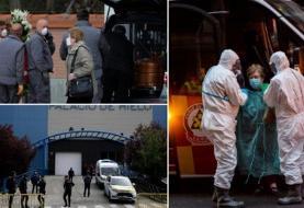 شمار قربانیان کرونا در اسپانیا به ۱۱ هزار نفر رسید