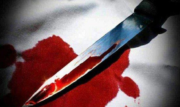 خونی که به پای باغچه ریخته شد