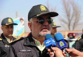 دستگیری ۱۱۱ زن و مرد در یک پارتی