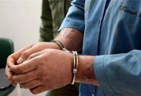 ضارب رئیس شورای شهر بومهن دستگیر شد