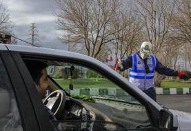 توقیف ۵۳۹ خودرو متخلف در مازندران