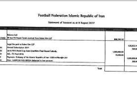 تخلف باورنکردنی در فدراسیون فوتبال؛ ۷۳۰هزار دلار فدای سر شیخ سلمان!