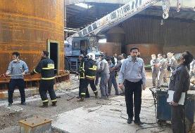 سقوط از ارتفاع جان دو کارگر ساوجی را گرفت
