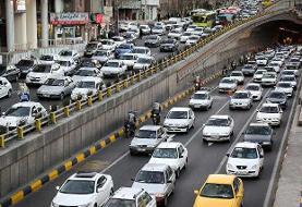 ۵۰۰۰ خودرو جریمه ۵۰۰ هزار تومانی شدهاند