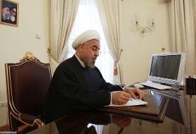 پیام تسلیت روحانی به نخست وزیر پاکستان در پی سقوط یک فروند هواپیمای مسافربری