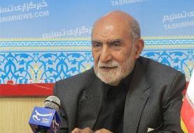 درگذشت حاجمحمود اکبرزاده، به دلیل عفونت ریه