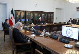 روحانی: طرح فاصله گذاری اجتماعی به فاصلهگذاری هوشمند تبدیل میشود/ هر تصمیمی که در دولت گرفته ...