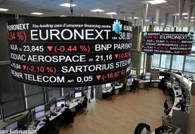 شیوع کرونا باز هم شاخص بورس اروپا را کاهش داد