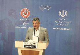ایرج حریرچی: وضعیت کرونا در تهران نگران کننده است